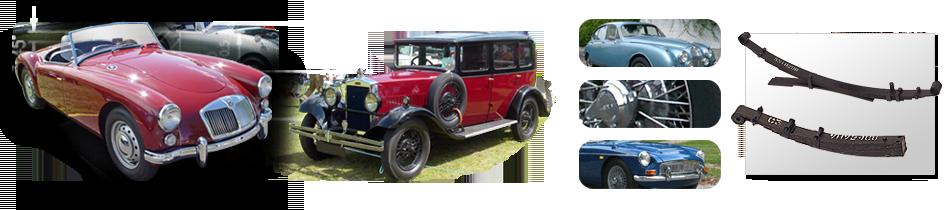 Heritage Car Springs