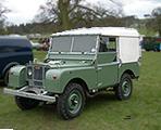 Land Rover Series 1. Original OE Standard Spring
