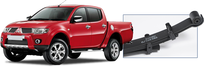 Mitsubishi Compatible Van Springs