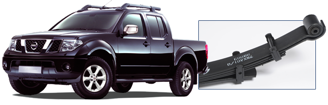 Nissan Compatible Van Springs