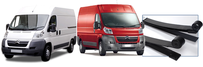 Citroën Compatible Van Springs