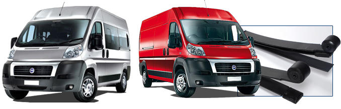 Fiat Compatible Van Springs